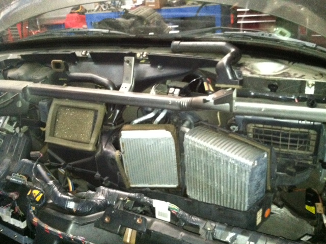 Maintain Your Cooling System Or Else Heater Core