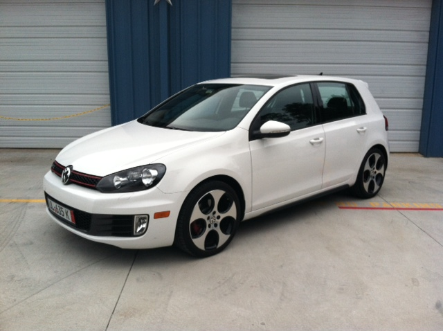 Turbocharged Tuesday 2012 Volkswagen Vw Gti Import Euro