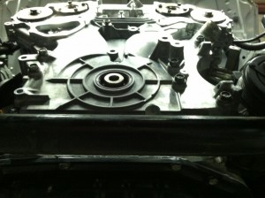 2007 Nissan 350Z VQ35 HR engine antifreeze oil pressure asian japanese import auto repair car mechanic specialist autohaus lexington chapin irmo columbia sc