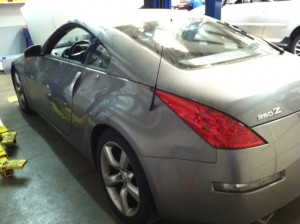 Nissan 350Z 2007 Nissan 350Z engine low oil pressure CEL MIL check