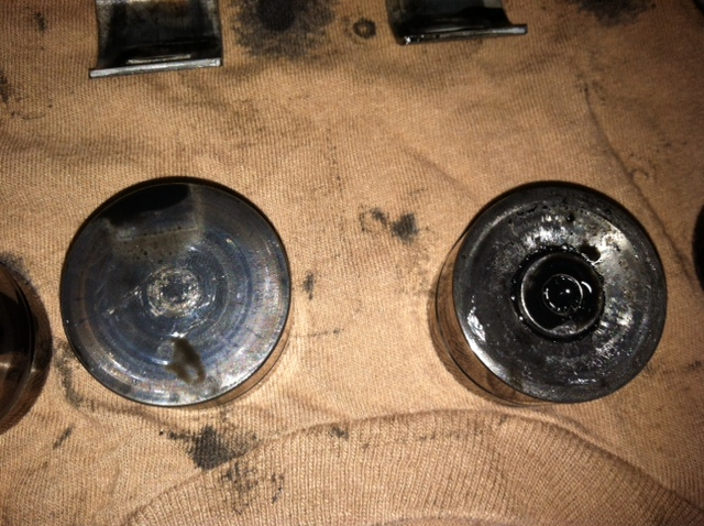 Lexington Volkswagen >> Oil is Just Oil…..Isn't It ? 2005 vw volkswagen jetta TDI diesel DSG bad lifter camshaft cam ...