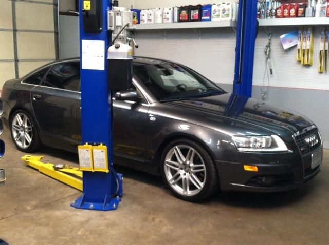 Audi service center el paso