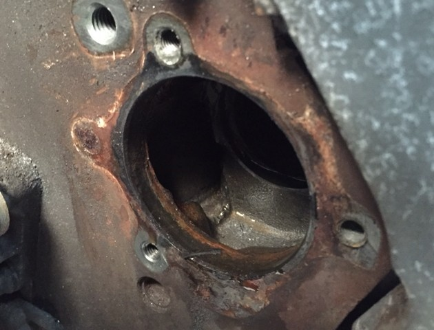volkswagen audi MK4 GTI Golf vw rust engine block coolant leak G13 antifreeze german import auto repair car mechanic autohaus lexington chapin irmo columbia midlands dealer sc