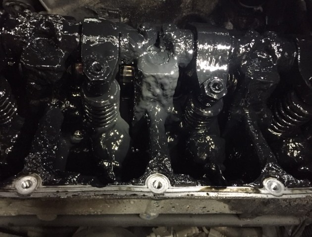 2004 vw volkswagen jetta TDi diesel oil engine