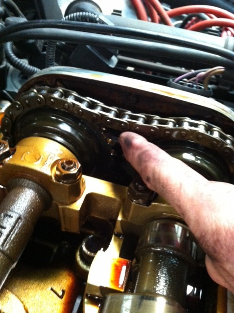 Timing Chains:  Do They Have To Be Replaced ?
