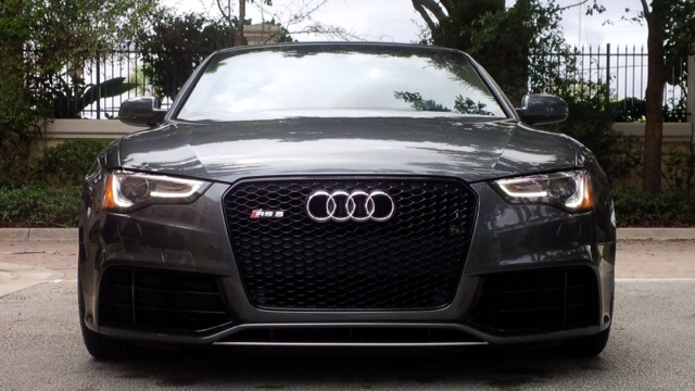 Keeping it in the Family:  2013 Audi RS5