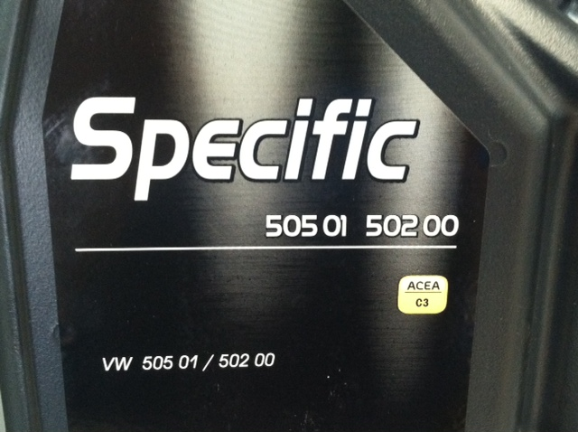 Know Your Vehicle's Oil Spec