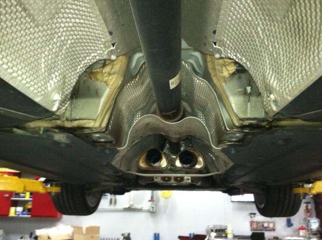 2008 Audi A6 4.2L Quattro – Milltek Performance Exhaust Upgrade