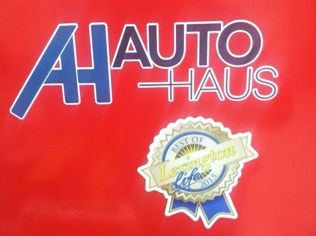 "Das Autohaus Voted ""BEST AUTO REPAIR"" in Lexington Life Magazine"