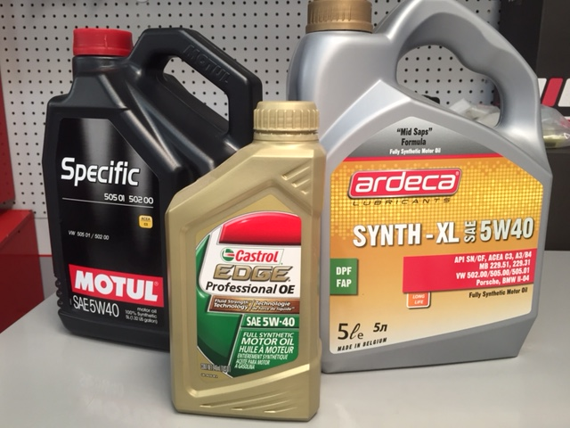 OIL — What's In Your Engine ?