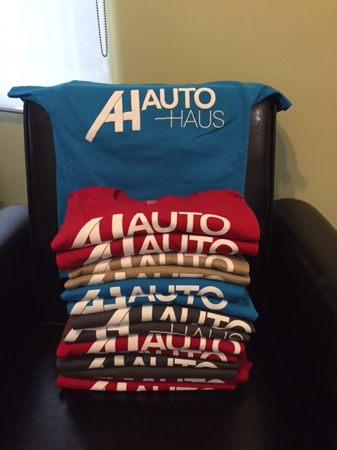 Das Autohaus TShirts Are Here !!!!!!!!!