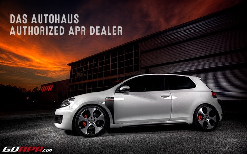 Proudly Tuning VWs and Audis – APR