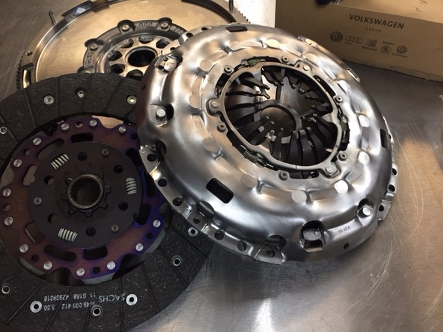 MK7 GTI Clutch Replacement