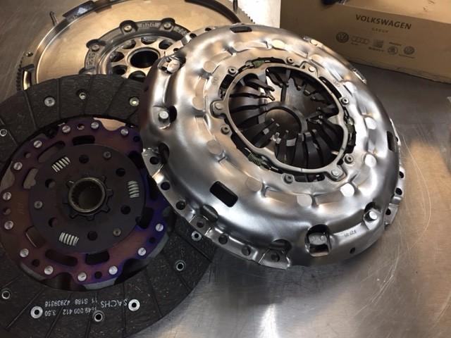 MK7 GTI Clutch Replacement