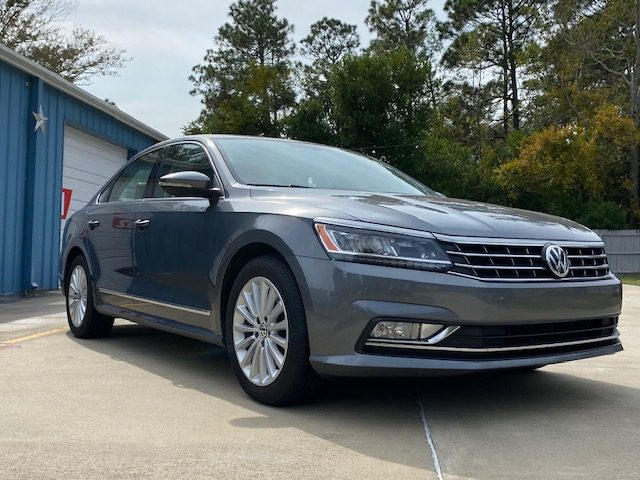 $12,400 – 2016 VOLKSWAGEN PASSAT 1.8T w/ TECHNOLOGY PACKAGE – SOLD !!!