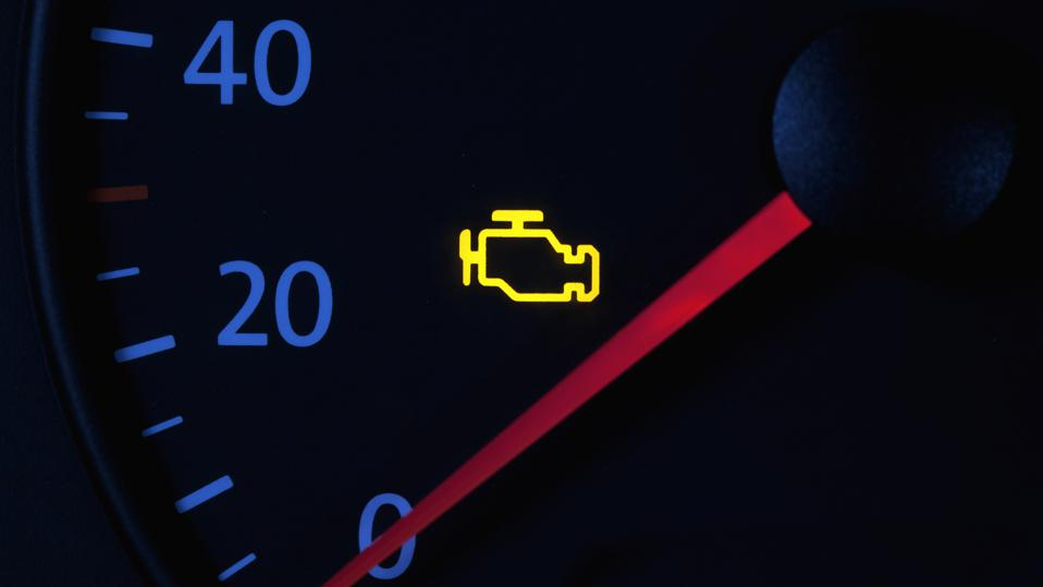 "Check Engine Light: It's Not Your ""Friend"""